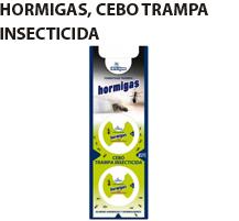 cebo trampa insecticida hormigas